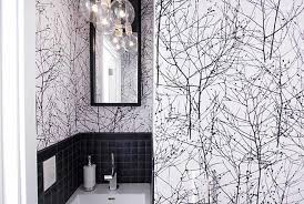 wallpaper bathroom designs bathroom wallpaper decorating ideas 14 renovation ideas