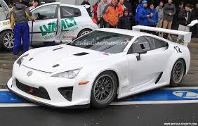lexus lfa racing lexus lfa nurburgring 24 hours race car