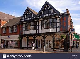 tudor style houses old english timbered houses with chemist u0027s tudor style lichfield
