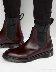 dr martens black friday sale dr martens made in england graeme chelsea boots red mens dr