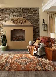 Denver Area Rugs Area Rugs Rustic Living Room Denver By Go Green Flooring