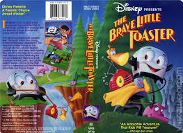 Toaster Disney Movie The Brave Little Toaster Vhscollector Com Your Analog