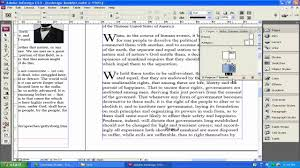 indesign tutorials for beginners cs6 10 indesign basics updating a table of contents video 10 of 10