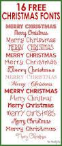 free christmas fonts christmas fonts fonts and free