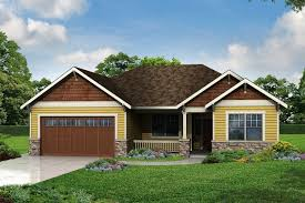 ranch craftsman house plans home design two story craftsman house plans with regard to