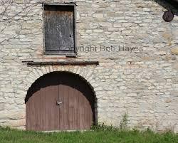 Barn Doors Pinterest by Round Stone Arch Barn Door Barn Doors Pinterest Arches
