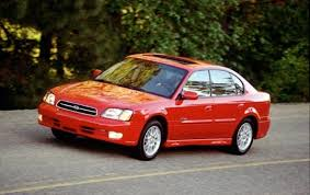 2001 subaru legacy information and photos zombiedrive