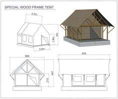 Building A Tent Platform Building A Tent Platform Tents Pinterest Tents Camping And