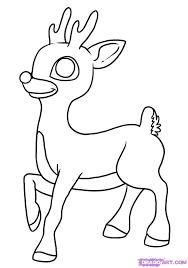rudolph reindeer head clipart 39