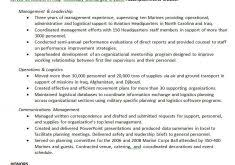 Military Experience Resume Inspiring Design Resumes 3 Best Resume Examples For Your Job