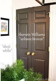 Interior Door Colors Pictures Best 25 Brown Interior Doors Ideas On Pinterest Brown Doors