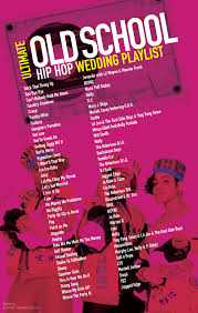old hip hop wedding playlist most requested 90 u0027s songs