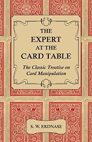 expert at the card table pdf the expert at the card table classic treatise on card manipulation