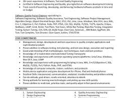 Software Testing Resume For Experienced Sample Resume For Software Developer Remote Software Engineer