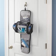 the gentleman u0027s superior toiletry bag hammacher schlemmer