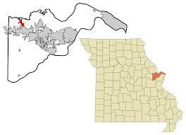 Wi Zip Code Map by Flint Hill Missouri Wikipedia