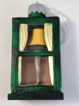 a christmas story hallmark ornament light up leg lamp 2013