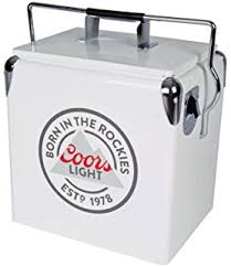 coors light beer fridge amazon com koolatron cl06 coors light mini can 12 v car fridge