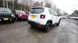 white jeep renegade 2017 2017 jeep renegade sport alpine white hpe66387 redmond