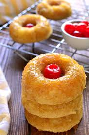 pineapple upside down donuts lemon tree dwelling