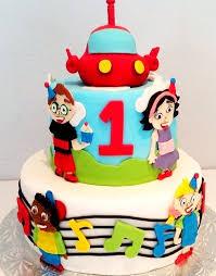 25 einsteins cake ideas