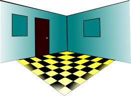 Corner Of A Room Clipart Chambre