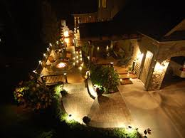 Outdoor Landscaping Lighting Outdoor Landscape Lighting Cleveland Ohio