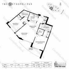 metropolitan condo floor plan outstanding miami plans house