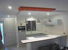 plafond cuisine spot encastrable cuisine élégant spot plafond emejing faux salle de