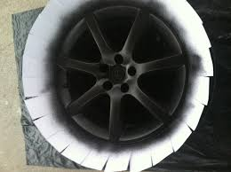 Rubber Spray Paint For Wheels Stock Wheels Painted Using Plasti Dip Page 10 G35driver