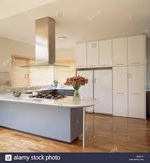 Kitchen Island Extractor Kitchen Flooring Island Units Monochromatic Stock Photos U0026 Kitchen