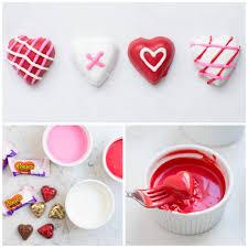 valentine chocolate hearts i heart nap time