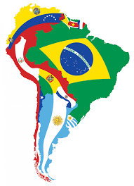 South America Map Test by South America Infographics Visual Ly