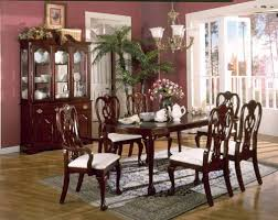cherry wood dining table and chairs cherry wood dining room furniture impressive with images of cherry