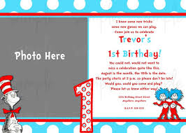 dr seuss birthday invitations dr seuss birthday invitations christmanista
