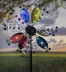39 Best Glowing Solar Wind Spinners Images On Pinterest