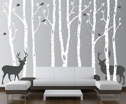 Deer Wall Decor Wall Decals For Exciting Home Options U2014 Home Design Blog