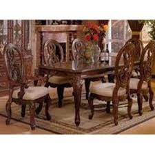 Carved Dining Table And Chairs Wooden Carved Dining Tables Wooden Carved Dining Table