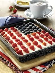 American Flag Pie Recipe Flag Cake Usa Flaggenkuchen Usa Kulinarisch