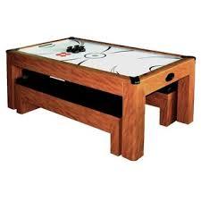 Air Hockey Coffee Table Air Hockey Multi Tables You Ll Wayfair