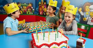 birthday party birthday legoland discovery center atlanta