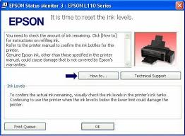 reset printer l210 manual the easy way to fix the ink run out on epson l210 ala driver