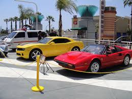 ferrari transformer file long beach comic expo 2011 ratchet and bumblebee from