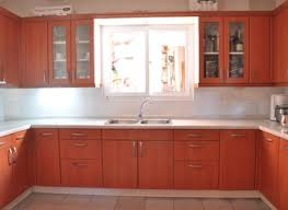 Red Cabinets In Kitchen by Cabinet In Kitchen Design Yeo Lab Com
