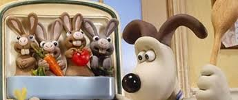 wallace u0026 gromit curse rabbit kicstart
