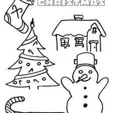 merry christmas coloring pages kids coloring pages