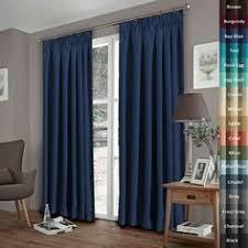Curtains 90 Width 72 Drop John Aird Eyelet Thermal Energy Saving Blackout Ready Made