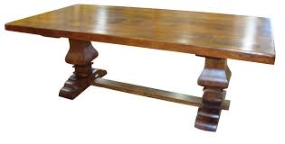 Big Wood Dining Table Solid Dining Room Tables With Worthy Dining Table For Solid Wood