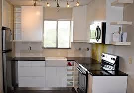 austin condo kitchen with ikea cabinets
