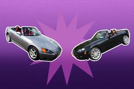 2000 honda s2000 vs 2006 mazda mx 5 miata which would you buy